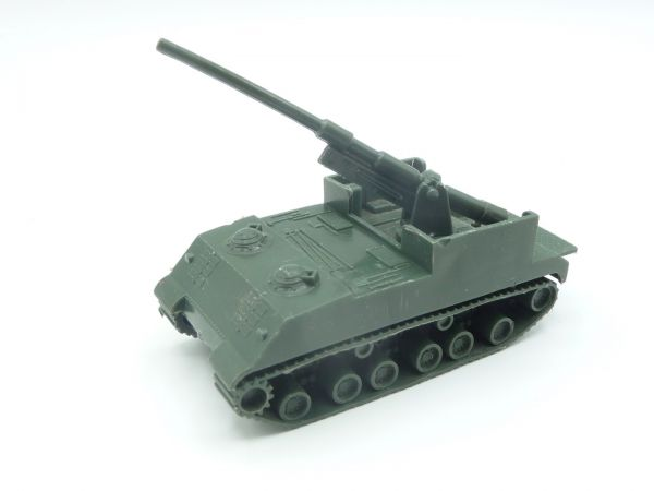 Airfix H0-00 Scale 155 mm Self-Propelled-Gun - bespielt