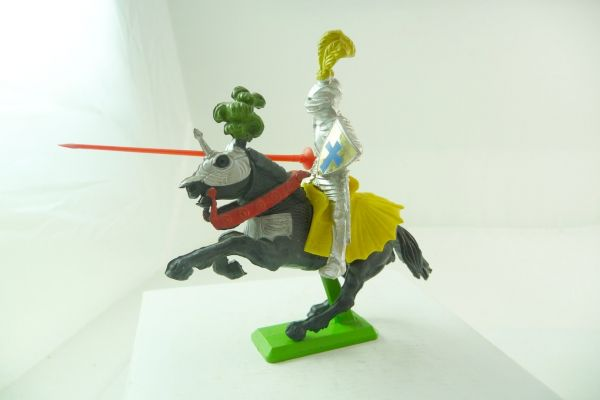 Britains Deetail Knight riding with lance