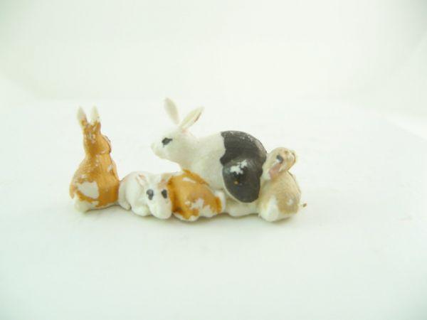 Britains Kaninchenfamilie - frühe Serie