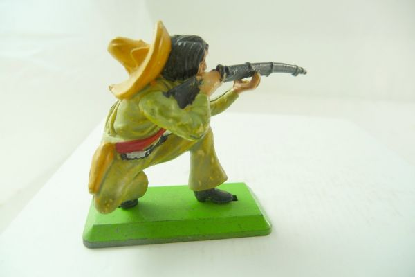 Britains Deetail Mexican kneeling firing