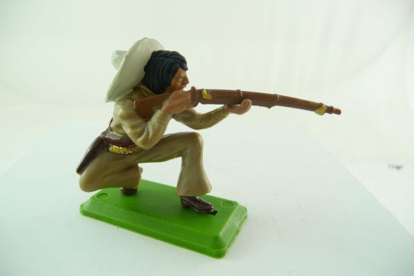 Britains Deetail Mexican kneeling firing (DSG - made in Argentina)