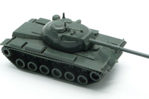 Airfix 1:72 Patton Tank , WW II, loose, No. 1653