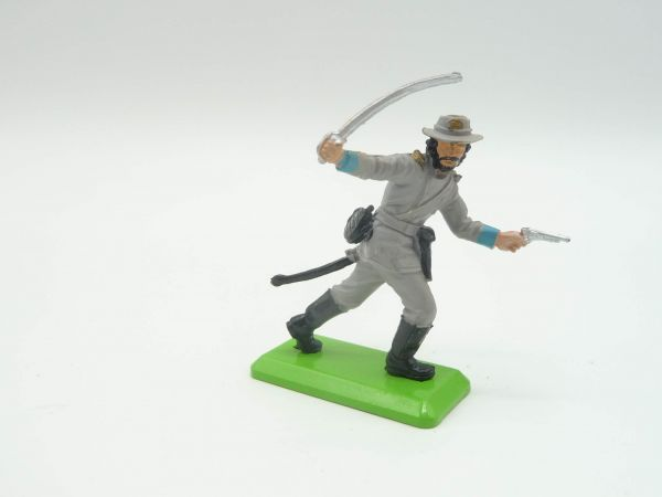 Britains Deetail Officer with sabre + pistol - as good as new