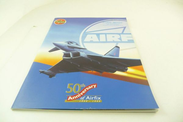 Airfix Catalogue Special edition for the 50th anniversary 1999, 59 pages, DIN A4