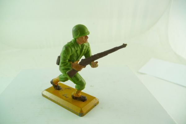 Britains Deetail American 1. version going ahead with rifle