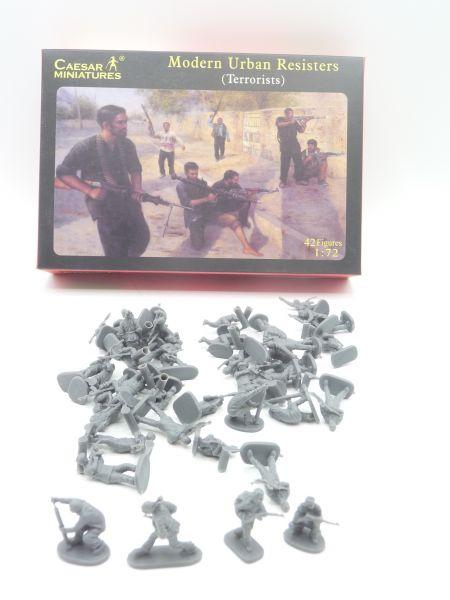 Caesar Miniatures 1:72 Terrorists History 031 - OVP, Figuren komplett (42)