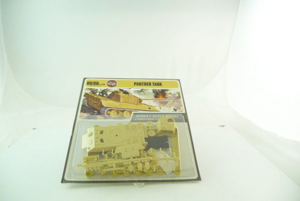 Airfix 1:72 Panther Tank, Series 1 Scale Model Construction Kit - orig. packing