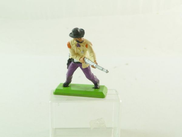 Britains Deetail Cowboy / Sheriff firing with rifle