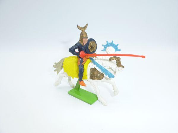 Britains Deetail Saracen riding, with lance