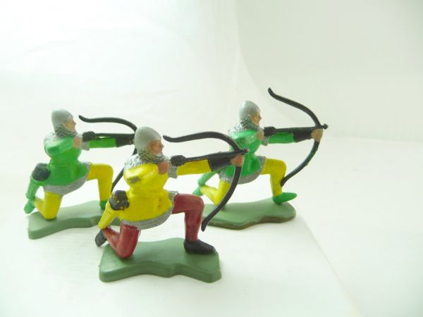 Britains Deetail 3 Bogenschützen