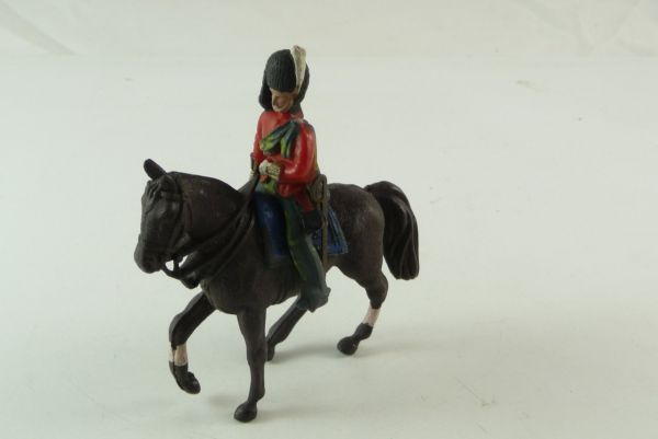 Britains / Herald Gordan Highlander, officer mounted No. 4120