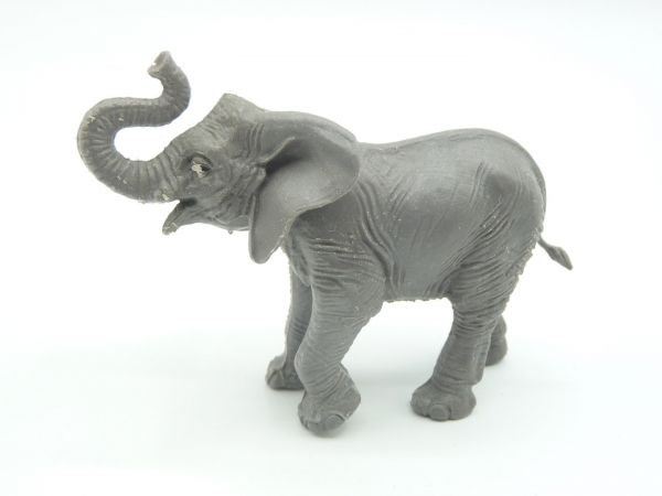 Britains Young elephant, trunk up