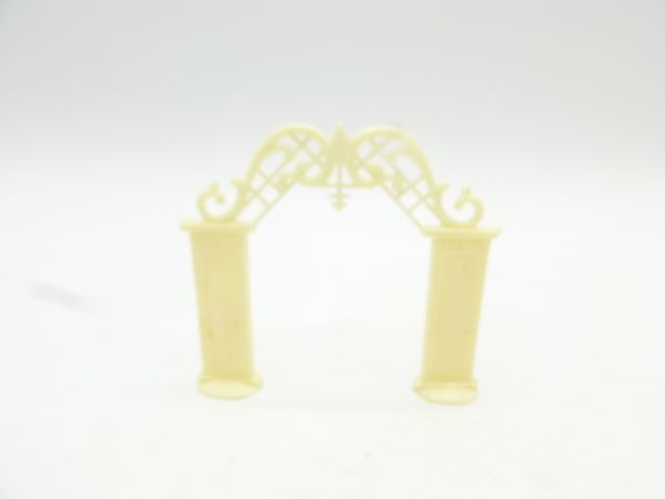 Margarine figures SANELLA, Great decorated archway